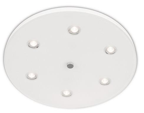 MyLiving 32158, trắng, LED