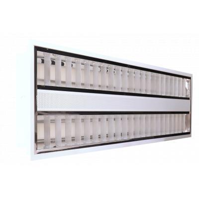 ĐQ RF06 228GASI (chóa nhôm T5 1.2m đôi ballast điện tử domino)