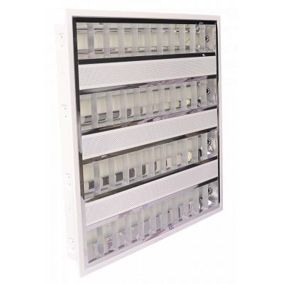 ĐQ RF06 428GASI (chóa nhôm T5 1.2m bốn ballast điện tử domino)