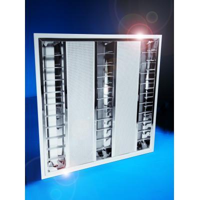 ĐQ RF06 314GASI (chóa nhôm T5 0.6m ba ballast điện tử domino)