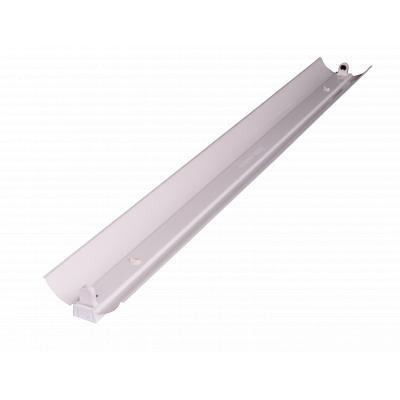 ĐQ IF01 136SC (chóa thép sơn tĩnh điện 1.2m đơn ballast từ)