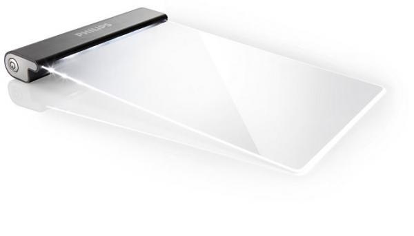 Accents Đèn đọc sách, đen, LED 69151/30/86