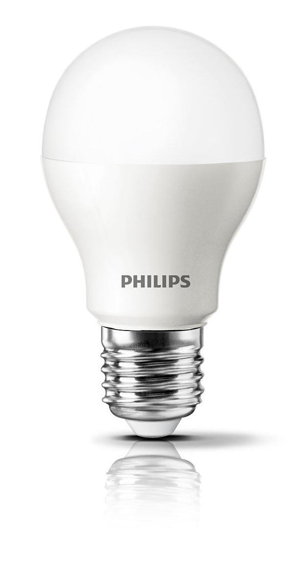 LEDBulb 4-40W E27 6500K 230V A55
