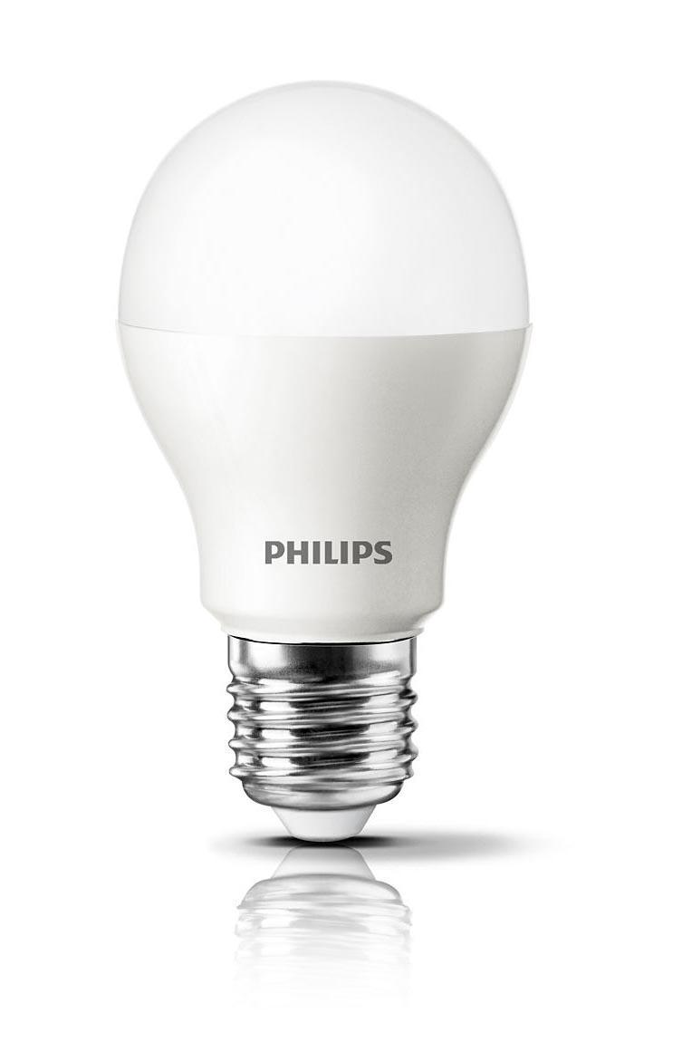 LEDBulb 7.5-60W E27 3000K 230V A55