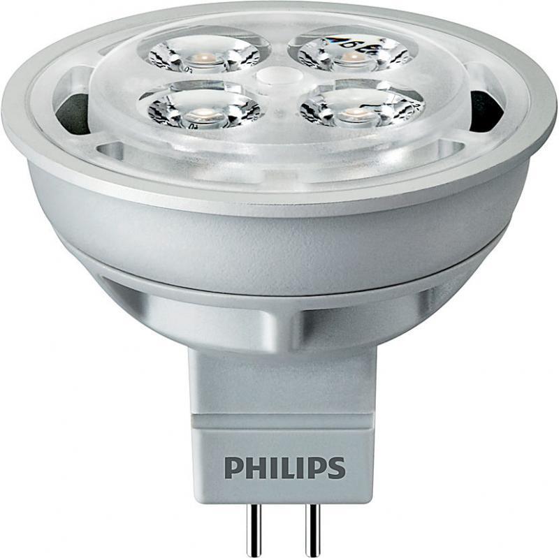 Essential LED 4.2-35W 6500K MR16 24D