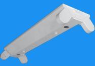 Bộ máng đèn chữ V T8 Lekise