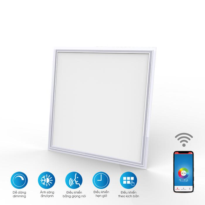 Đèn LED Panel smart wifi D P02 60x60/40W.WF