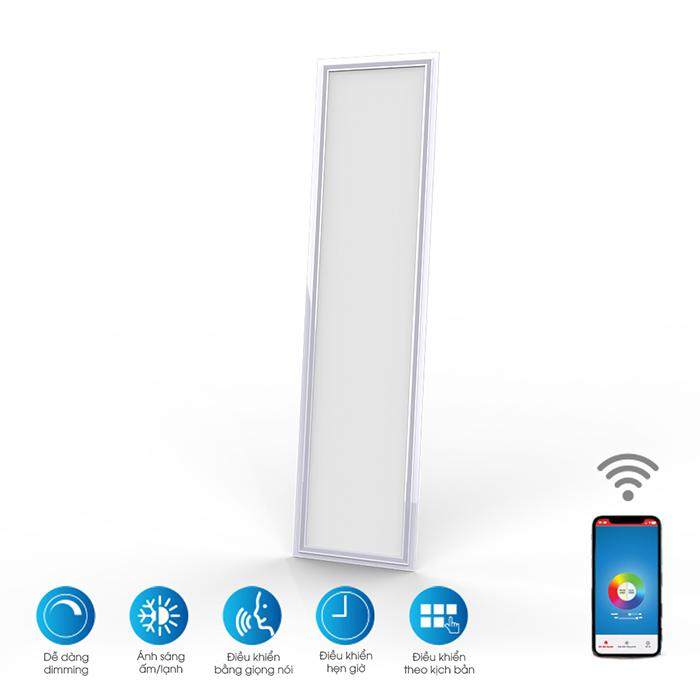 Đèn LED Panel smart wifi D P02 30x120/40W.WF